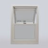 open sash window