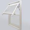 new wooden windows