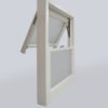 plain sash window