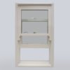 slim mock sash window