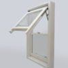 spiral mock sash window