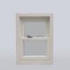 small mock sash window