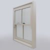 Victorian style sash windows