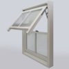 traditional mock sash window
