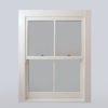 hardwood box sash window