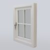 cottage style casement windows