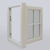 cottage casement windows