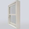 spring balance sash window wooden