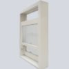 spring balance sash window timber