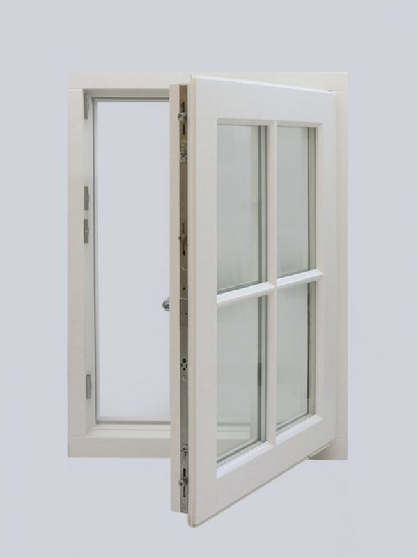 cottage style casement window